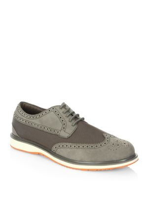 Classic Brogue Shoes