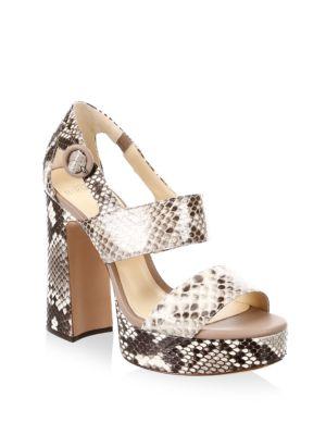 Elouise Platform Sandals
