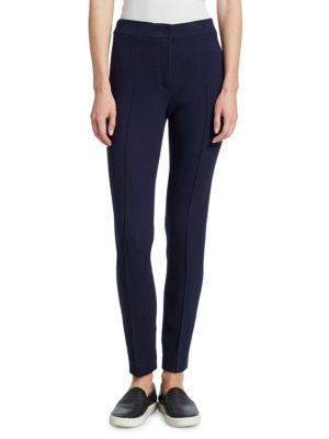 Waffle Knit Jersey Pants