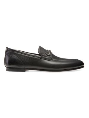 Plintor Leather Loafers