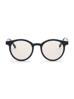 Noir Cat 50MM Wayfarer Sunglasses