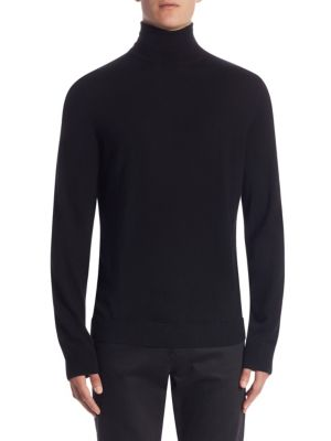 Slim-Fit Wool & Cashmere Sweater