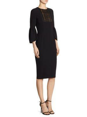 Victoria Bell Sleeve Dress