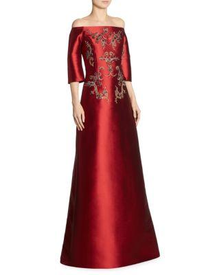 Malaika Embellished Gown