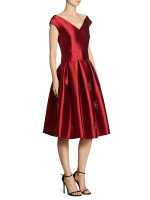 Adhra Embellished Dress