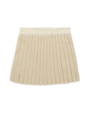 Toddler's, Little Girl's & Girl's Pleated Skirt
