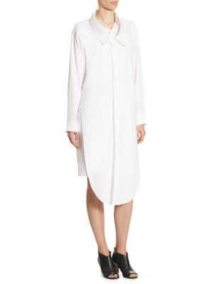 Double Layer Cotton Dress