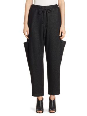 Oversized Pocket Pants