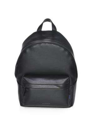 Ace Leather Backpack
