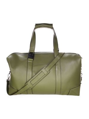 Waverly Leather Weekender Bag