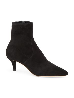 Kassidy Suede Ankle Boots