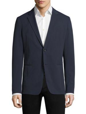 Compact Regular-Fit Sportcoat