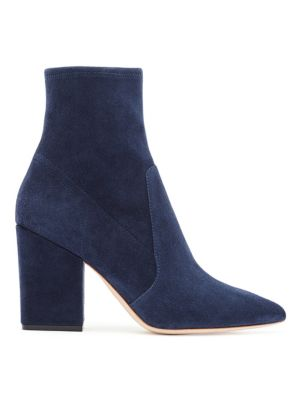 Isla Suede Ankle Boots