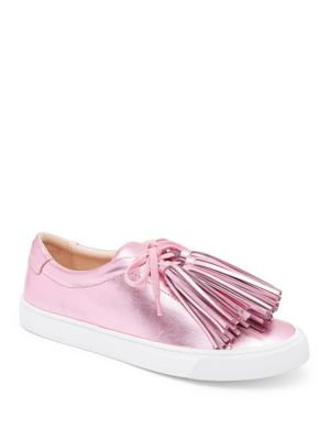 Logan Leather Low Top Sneakers 0400095326829