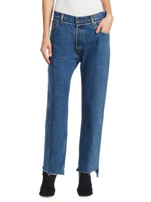 Rework Pushup Jeans