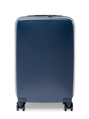 RADEN THE A22 22-INCH CHARGING WHEELED CARRY-ON - BLUE