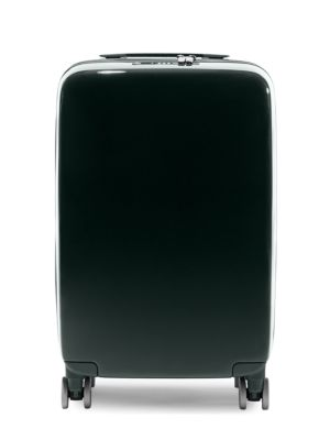 "22"" Glossy Hard-Shell Luggage"
