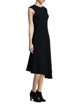 Asymmetrical Aveena Sleeveless Dress