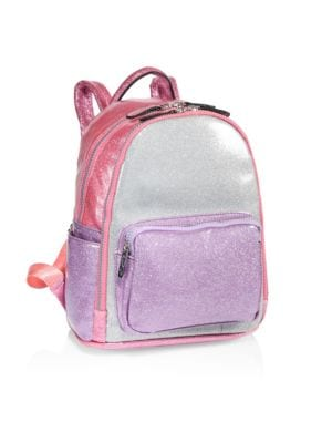 Tricolor Mini Backpack