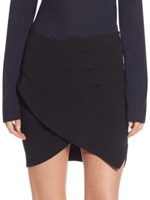 Mhalan Wrap Skirt
