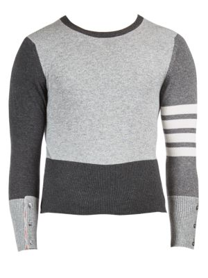 Cashmere Tonal Sweater