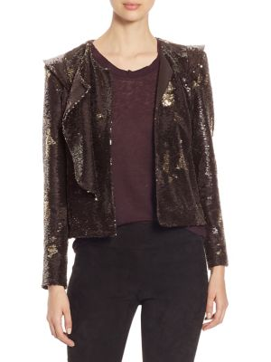 Waklyn Sequin Jacket