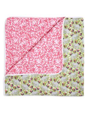 Dream Paradise Cotton Blanket