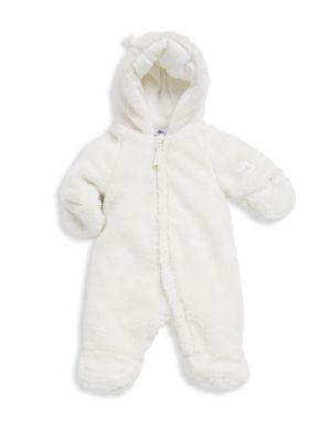 Baby's Lambert Hooded Snowsuit