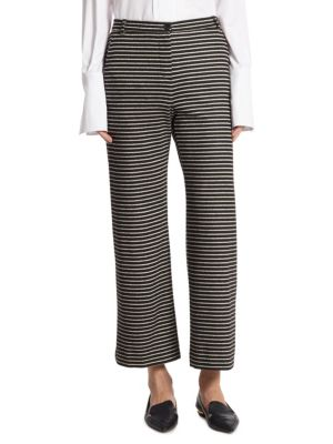 Ovada Striped Jersey Pants