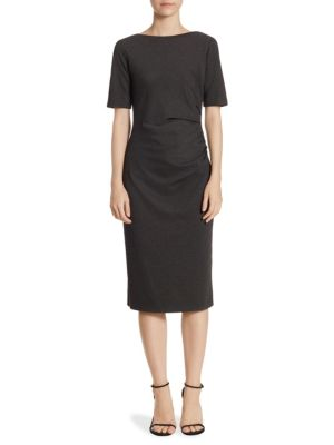 Aulla Jersey Work Dress