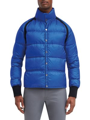 EFM-ENGINEERED FOR MOTION Quilted Long-Sleeve Jacket