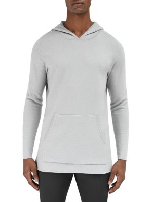 EFM-ENGINEERED FOR MOTION Converge Hooded Wool Pullover