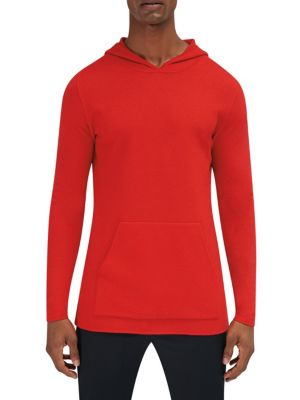EFM-ENGINEERED FOR MOTION Converge Hooded Wool Sweater