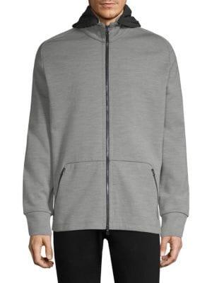 EFM-ENGINEERED FOR MOTION Nomadic Soft Hooded Jacket