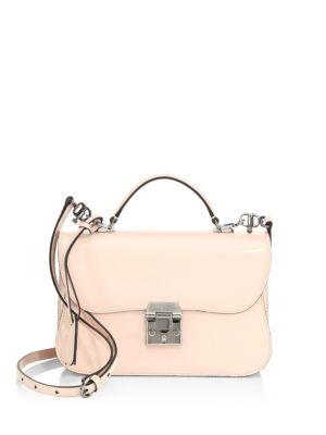 Dorothy Leather Crossbody Bag