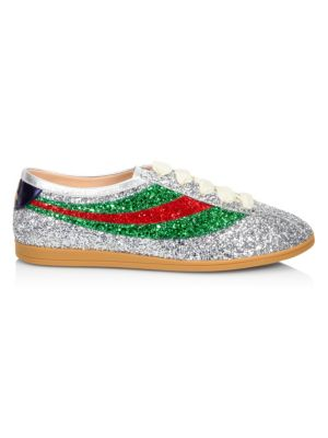 Falacer Glitter Low-Top Sneakers