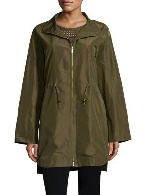 Nicolina Empirical Tech Cloth Jacket