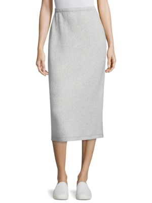 Juni Virgin Wool Skirt