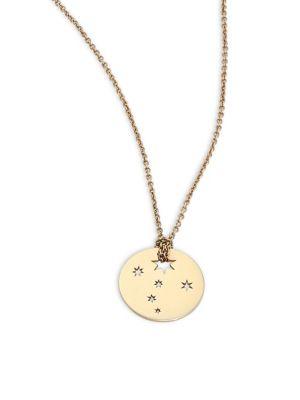 Mini Milky Way Pendant Necklace