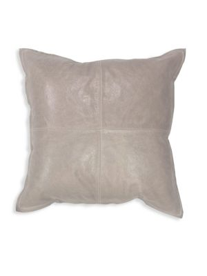 Double Flange Velvet Pillow