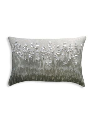 Textured Linen Pillow