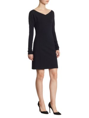 Buy Theory Long Sleeves Bodycon Dress online with Australia wide shipping