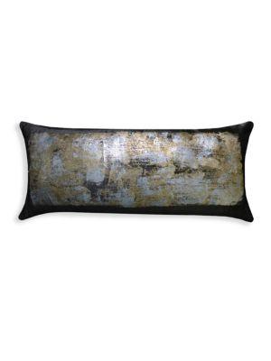 Printed Velvet Pillow