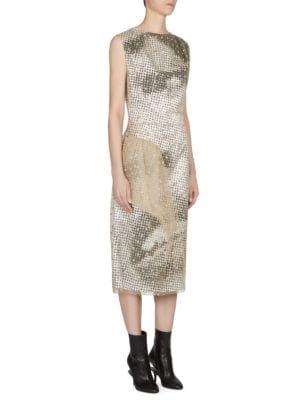 Dot Tulle Dress