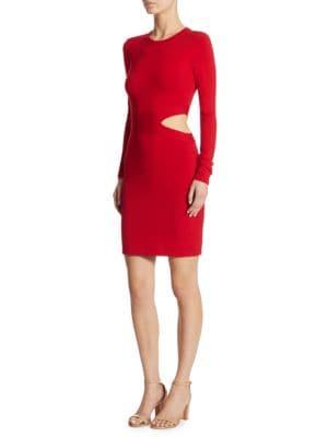 Railey Cutout Sheath Dress