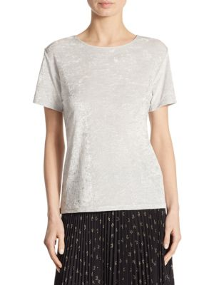 Easy Knit Tee by Vince