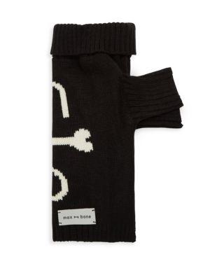Long-Sleeve Knit Dog Sweater