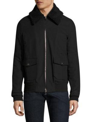 Textured Cotton Jacket
