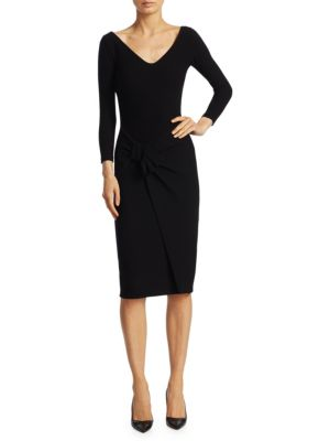 Knee-Length Sheath Dress