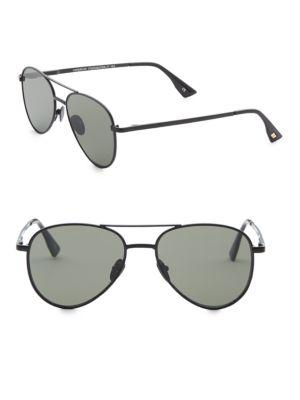 54MM Imperium Aviator Sunglasses